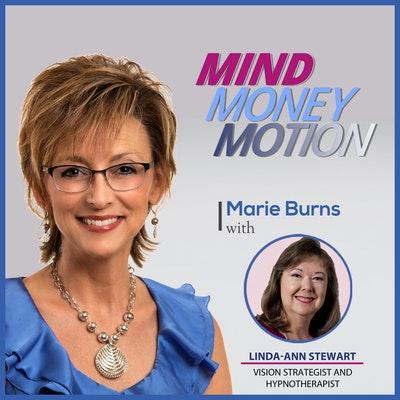 Linda-Ann Stewart interviewed on Mind Money Motion podcast